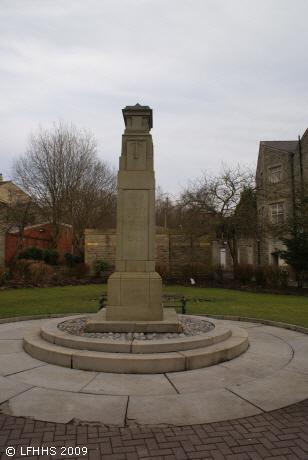 Bacup Cenotaph