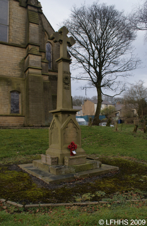 St John the Evangelist Church, Bacup