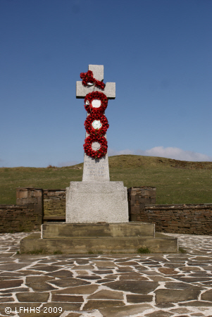 Weir Village War Memorial